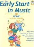 Bekijk details van An early start in music at home