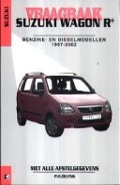 Bekijk details van Vraagbaak Suzuki Wagon R+