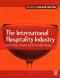 Bekijk details van The international hospitality industry