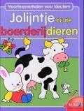 Bekijk details van Jolijntje bij de boerderijdieren