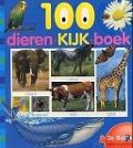 Bekijk details van 100 dieren kijkboek