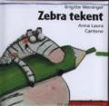 Bekijk details van Zebra tekent