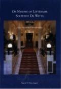 Bekijk details van De Nieuwe of Littéraire Sociëteit de Witte