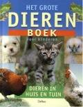 Bekijk details van Het grote dierenboek voor kinderen