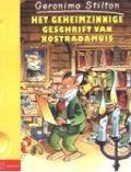 Bekijk details van Het geheimzinnige geschrift van Nostradamuis