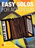 Bekijk details van Easy solos for accordion