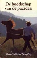Bekijk details van De boodschap van de paarden