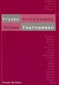 Bekijk details van Fryske foarnammen