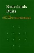 Bekijk details van Van Dale groot woordenboek Nederlands-Duits