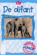 Bekijk details van De olifant