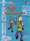 Bekijk details van Ballade en clarinettes
