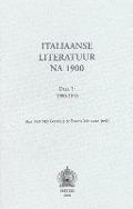Bekijk details van Italiaanse literatuur na 1900; Dl. 1