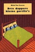 Bekijk details van Drie dappere kleine gorilla's