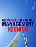 Bekijk details van Grondslagen van het management; [Theorieboek]