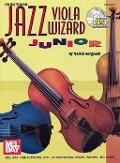 Bekijk details van Jazz viola wizard junior; [Book 1]