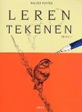 Bekijk details van Leren tekenen; Dl. 1