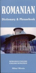 Bekijk details van Romanian-English, English-Romanian dictionary & phrasebook