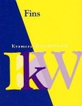 Bekijk details van Kramers woordenboek Fins-Nederlands, Nederlands-Fins