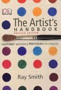 Bekijk details van The artist's handbook