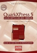 Bekijk details van QuarkXPress 5 voor het dagelijks gebruik