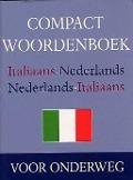 Bekijk details van Compact woordenboek Italiaans-Nederlands, Nederlands-Italiaans