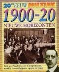 Bekijk details van 20ste eeuw; Muziek; 1900-20