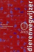Bekijk details van Dierenwegwijzer 2003