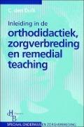 Bekijk details van Inleiding in de orthodidactiek, zorgverbreding en remedial teaching