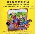 Bekijk details van Kinderen zingen de leukste liedjes van Annie M.G. Schmidt; Vol. 3