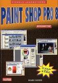 Bekijk details van Visuele leermethode Paint Shop Pro 8