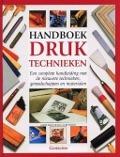 Bekijk details van Handboek druktechnieken