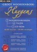 Bekijk details van Groot woordenboek Huygens