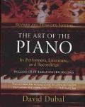 Bekijk details van The art of the piano