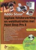 Bekijk details van Digitale fotobewerking en webillustraties met Paint Shop Pro 8