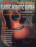 Bekijk details van Ultimate teach yourself classic acoustic guitar