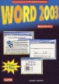 Bekijk details van Visuele leermethode Word 2003