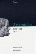 Bekijk details van Metafysica; Bd. 2