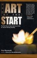 Bekijk details van The art of the start