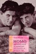 Bekijk details van Homoseksualiteit in Nederland van 1730 tot de moderne tijd