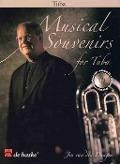 Bekijk details van Musical souvenirs for tuba