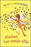 Bekijk details van Amber, het oranje elfje