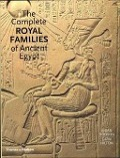 Bekijk details van The complete royal families of Ancient Egypt