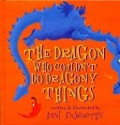 Bekijk details van The dragon who couldn't do dragony things