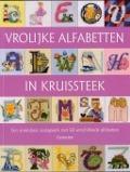 Bekijk details van Vrolijke alfabetten in kruissteek