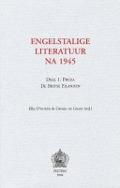 Bekijk details van Engelstalige literatuur na 1945; Dl. 1