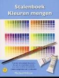 Bekijk details van Stalenboek kleuren mengen