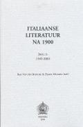 Bekijk details van Italiaanse literatuur na 1900; Dl. 2