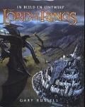 Bekijk details van The lord of the rings in beeld en ontwerp