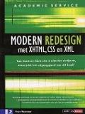 Bekijk details van Modern redesign met XHTML, CSS en XML