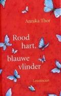 Bekijk details van Rood hart, blauwe vlinder